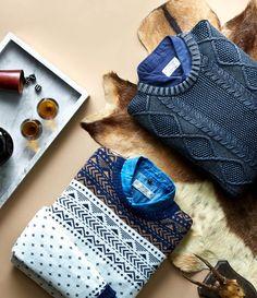 Colder season, warmer styles - Jack & Jones knit promo