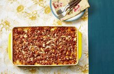 The Best Lasagna. Ever.thepioneerwoman Beef Casserole, Casserole Recipes, Pasta Recipes, Beef Recipes, Cooking Recipes, Hamburger Recipes, Dinner Recipes, Italian Dishes, Kitchens