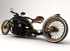 Steampunk Bike: