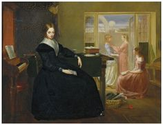 The Governess | Redgrave, Richard (CB, RA, ARA) | V&A Search the Collections