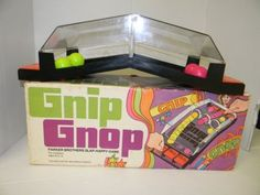 gnip gnop | Gnip Gnop | Vintage toys,kawaii and awesomeness | Pinterest