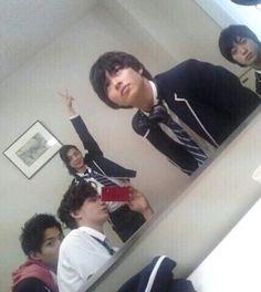 Znalezione obrazy dla zapytania 35-sai no Koukousei cast