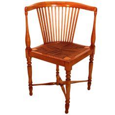 Adolf Loos - corner chair, 1900