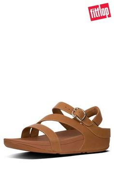024c6a25d4be4 Buy FitFlop™ Caramel The Skinny II Back Strap Sandal from the Next UK  online shop