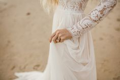 bridal-gown-with-nude-lined-lace-long-sleeve