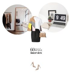 """""""// 1179. 60-Second Style: Job Interview."""" by lilymcenvy ❤ liked on Polyvore featuring ASOS, Persona, Alice + Olivia, Versace, Yves Saint Laurent, jobinterview and 60secondstyle"""