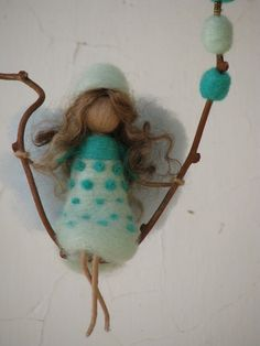 fairy by Made4uByMagic on etsy - $45