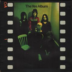 Yes Album: Steve Howe debuted on this 1971 LP, featuring Yes essentials like Yours Is No Disgrace; Starship Trooper , and I've Seen All Good People . Yes Album Covers, The Yes Album, Classic Album Covers, Progressive Rock, Lps, Lp Vinyl, Vinyl Records, Rare Vinyl, Vinyl Music