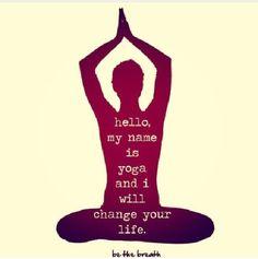 Be the Breath, everlastingnewness #Yoga