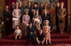 """""""The Crown"""" - season 2 The Crown Tv Show, The Crown 2016, The Crown Series, The Crown Season 1, Trending Tv Shows, Crown Netflix, Crown Aesthetic, Female Protagonist, Isabel Ii"""