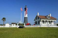 Tybee Lighthouse by AllieBran, via Flickr