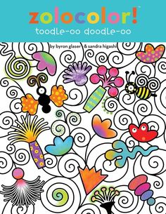 35 Coloring Books For People Of All Ages