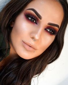 """11.6k Likes, 49 Comments - Anastasia Beverly Hills (@anastasiabeverlyhills) on Instagram: """"Beautiful look @thedameoclock BROWS: #Dipbrow in Chocolate EYES: Modern Renaissance palette…"""""""