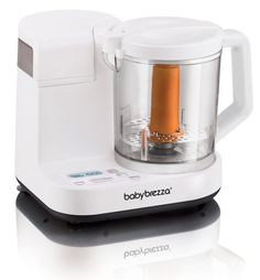 Project Nursery - Baby Brezza Glass One Step Baby Food Maker