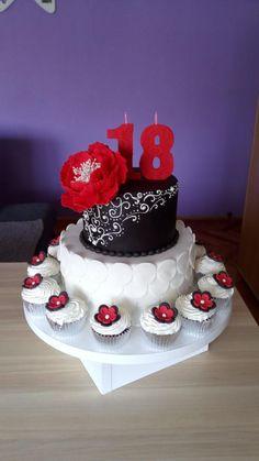 18. birthday cake by Zaklina