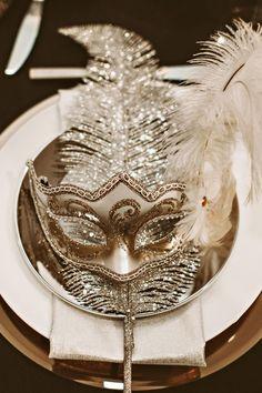 attend a masquerade ball.