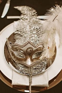 attend a masquerade ball.