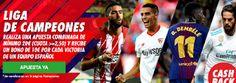 el forero jrvm y todos los bonos de deportes: circus promocion champions league 26-27 septiembre...