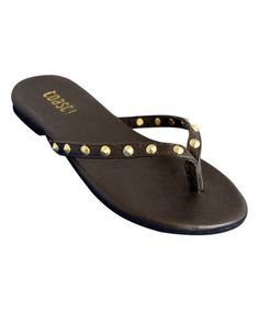 Another great find on #zulily! Brown Pico Sandal #zulilyfinds