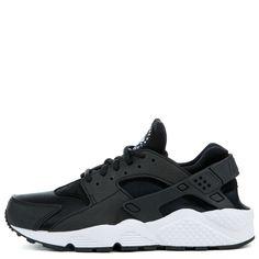 607afcf9d45be Nike Wmns Air Huarache Run Black white Nike Shoes Huarache
