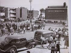 1940 11juin,Montréal | par LE PRÉSENT DU PASSÉ MONTRÉAL./BIENVENUE-WELCOME