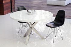 Remi Round Dining Table