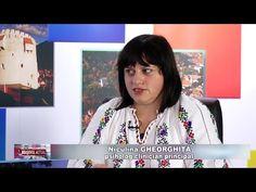 Brașovul Actual 12.12.2016 Niculina GHEORGHIȚĂ - YouTube Youtube, Youtubers, Youtube Movies