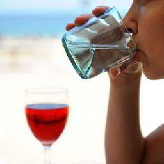 Juego de 4 vasos vidrio reciclado Glass for 4 lucirmas