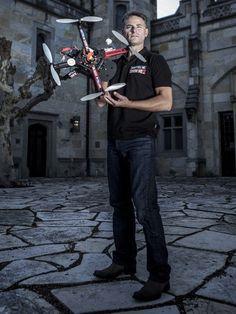 Underground drone economy takes flight