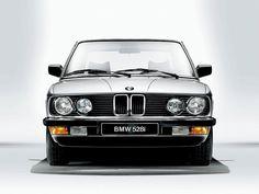 Crushing Hard. BMW 528i (E28)