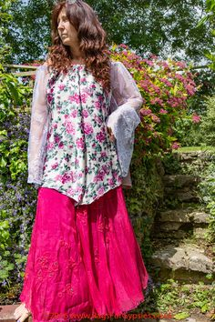 Angelique Long Free sized Angel Bell Sleeved by RagsForGypsies