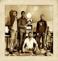 The DeSoto Caucus  - Indiefolk/Americana/Desertrock