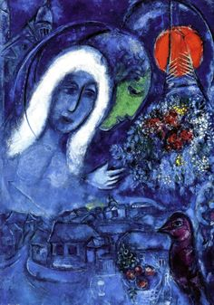 Marc Chagall / 06 Temmuz 1887 - 28 Mart 1985 / Rusya / Champ de Mars