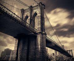Photograph Brooklyn Bridge, by Magda  Bognar on 500px