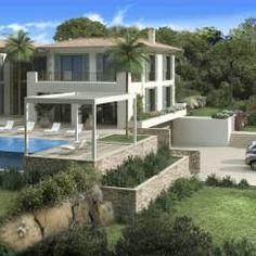 Casas de estilo Minimalista por ABAD Y COTONER, S.L.
