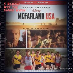 Whirlwind of Surprises: 5 Reasons why you should watch #McFarlandUSA & a #tamale #recipe #ad #recipes #entertainment #movies #review