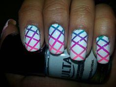 #nailart #nails cool nails!!