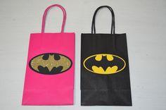Batman party, Batman birthday, Batman decorations - Batman favor bags - Batman superhero Birthday Favor Candy Bags by on Etsy Batman Birthday, Boy Birthday, Girl Superhero Party, Batman Superhero, Batman Party Decorations, Batgirl Party, Batman Party Supplies, Birthday Favors, Birthday Ideas