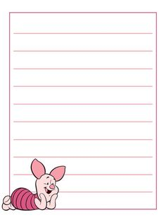Journal Card - Piglet - lying down - lines - 3x4 photo: A little 3x4inch journal card to brighten up your holiday scrapbook! Click on options - download to get the full size image (900x1200px). Clipart belongs to Disney. ~~~~~~~~~~~~~~~~~~~~~~~~~~~~~~~~~ This card is **Personal use only - NOT for sale/resale/profit** If you wish to use this on a blog/webpage please include credits AND link back to here. Thanks and enjoy!! This photo was uploaded by pixiesprite