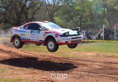 Las mejores imágenes de la clasificación del Trans-Chaco Rally 2012, donde el más rápido fue Alejandro Galanti, con su Toyota Celica ST185.