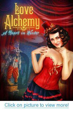 Love Alchemy: A Heart in Winter MAC [Download] Mac Games, Mac Download, Video Game Reviews, Amazon Associates, Alchemy, Love Story, Wonder Woman, Superhero, Heart