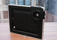 The Padcaster iPad case helps take iPad videography to the next level