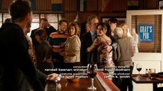 Cougar Town Matthew Perry Bar
