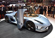Koenigsegg Regera: al Salone dell'Auto di Ginevra 2015 la supercar ibrida da 1.500 CV La Casa svedese Koenigsegg, oltre ad...