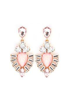 Debating these earrings: Kimmie Earrings in Aspen Opalescence