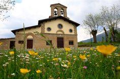 Icona Passatora Sanctuary - Amatrice (RI), Italy.