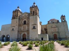 Museo de las Culturas de Oaxaca - fabulous monastery now a really lovely museum,