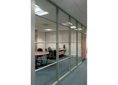Tenon ovation is a state of the art made to measure demountable and relocatable partition system, designed to offer rapid on site installation.