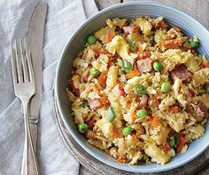 Cooking well-balanced, nutritious meals that satisfy everyone at the dinner table can be a daunting prospect given our busy lives and the time crunch we experience during the week. But Pampered Chef can help you keep dinner on track with a little planning and prep. Here's how: 1.Swap Salt for Herb Appeal Chop fresh herbs …