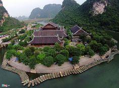 """thiết kế web tại Ninh Bình: """"Du Lịch Ninh Bình"""" tại nhà"""
